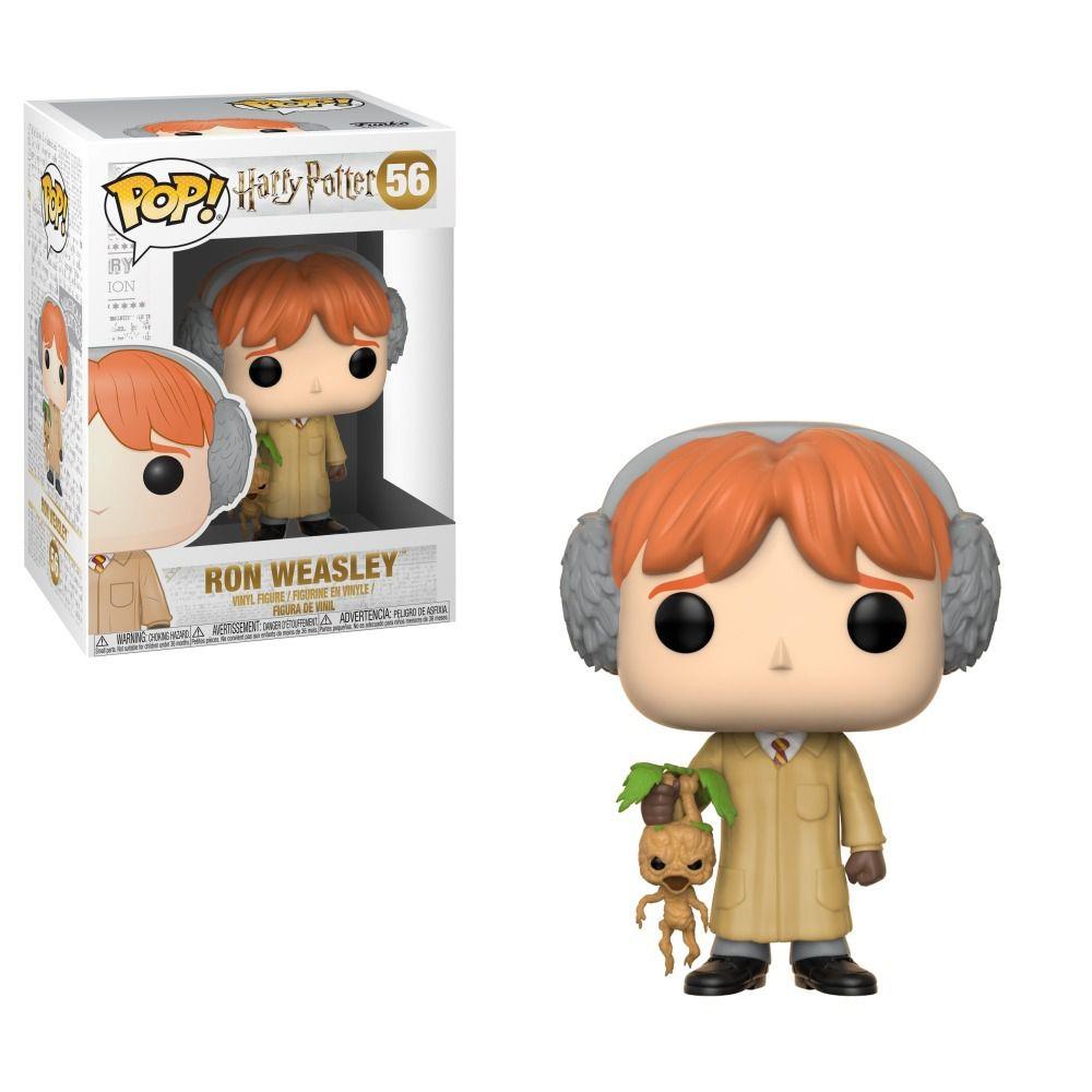 Funko POP - Harry Potter - Ron Weasley #56