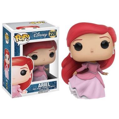 Funko Pop Hawkman + A Pequena Sereia - Ariel
