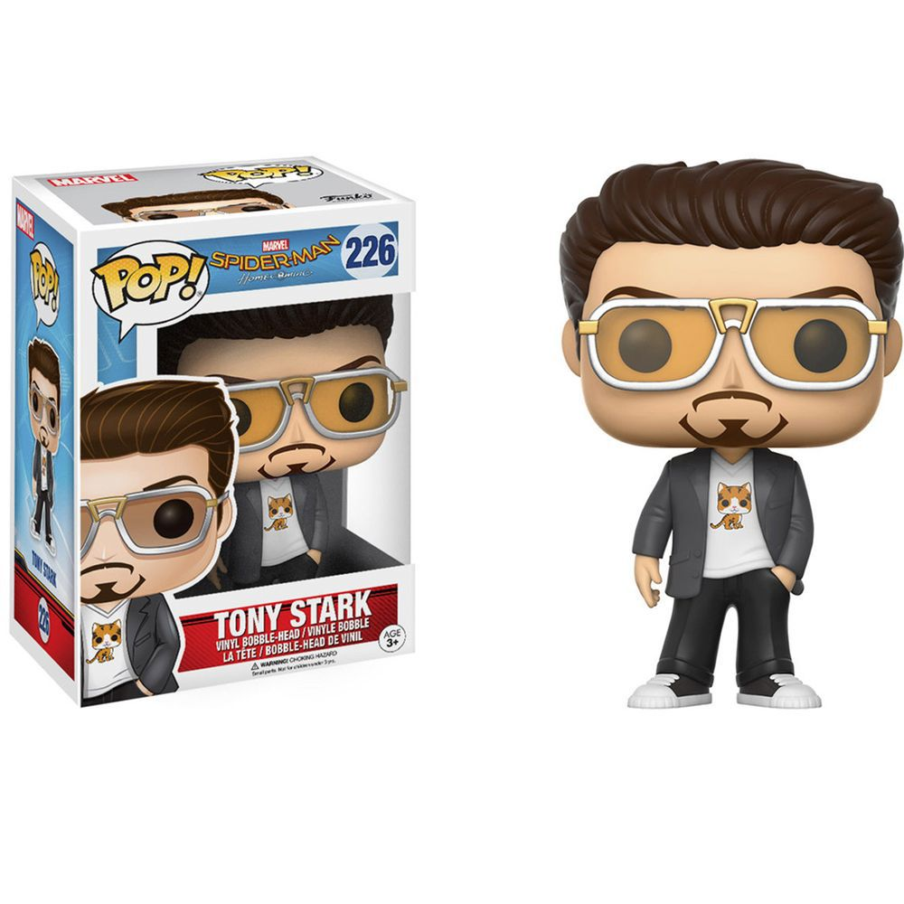 Funko POP - Home coming - Tony Stark