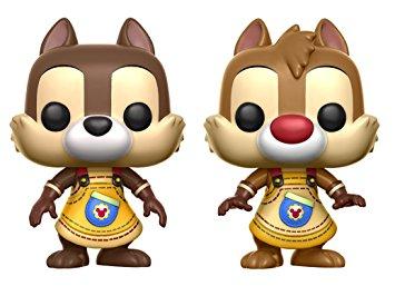 Funko POP - Kingdom Hearts - Chip and Dale