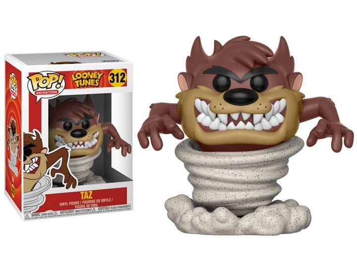 Funko POP Looney Tunes - Taz