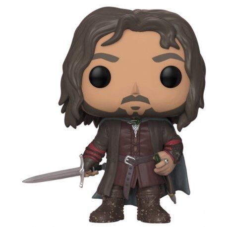 Funko Pop - Lord of The Rings - Aragorn