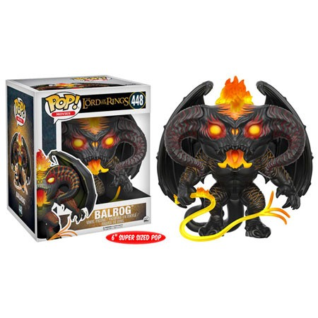 Funko POP! Lord of the Rings - Balrog 6