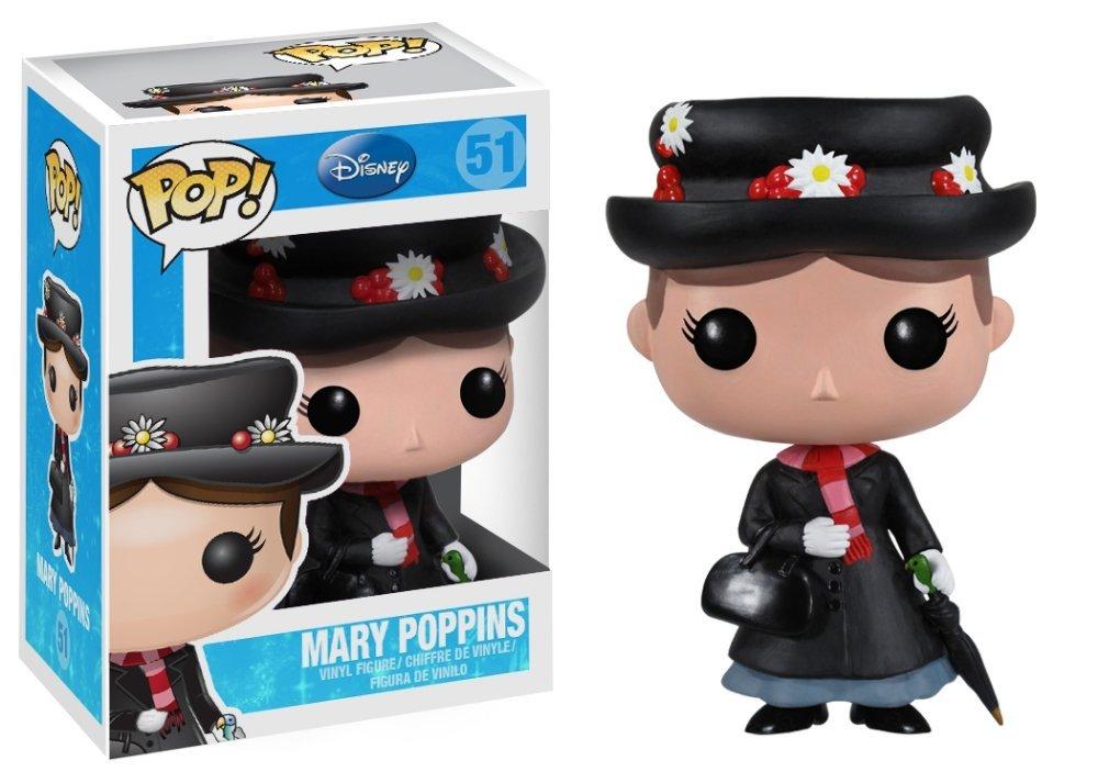 Funko POP Mary Poppins (Caixa Amassada)