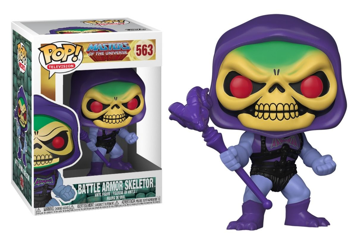 Funko POP - Master Of The Universe - Skeletor