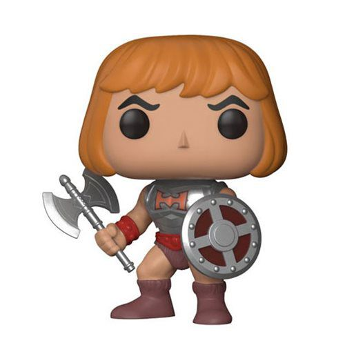 Funko Pop - Masters of the Universe - Battle Armor He-Man