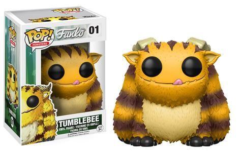 Funko POP Monsters Tumblebee