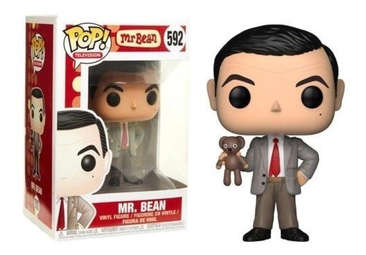 Funko POP Mr Bean #592 (Caixa Amassada)