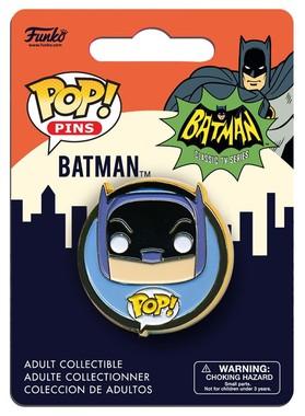 Funko Pop! Pin Batman Série Clássica