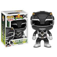 Funko POP -Power Rangers - Black Ranger