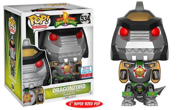 Funko POP Power Rangers DragonZord