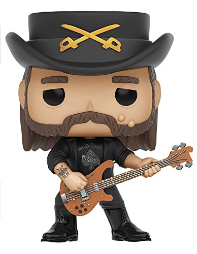 Funko Pop Rocks - Lemmy