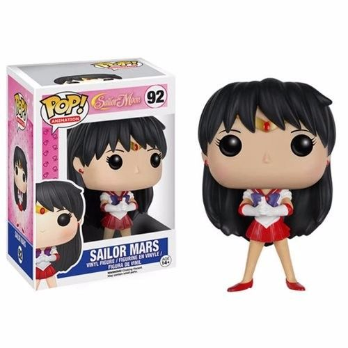 Funko POP Sailor Mars (Caixa Amassada)