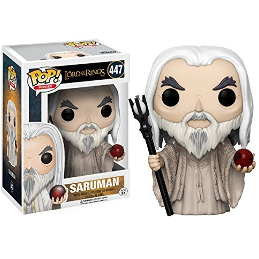 Funko Pop - Saruman - Lords of The Rings