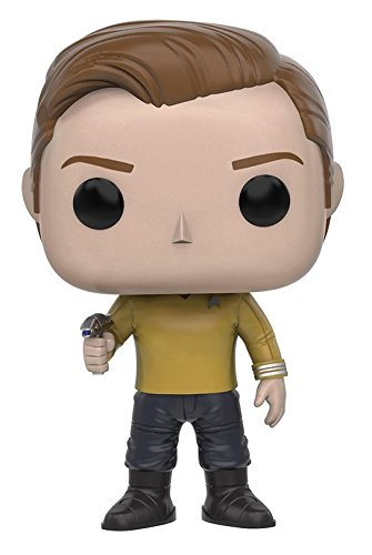 Funko POP Star Trek Beyond - Captain Kirk