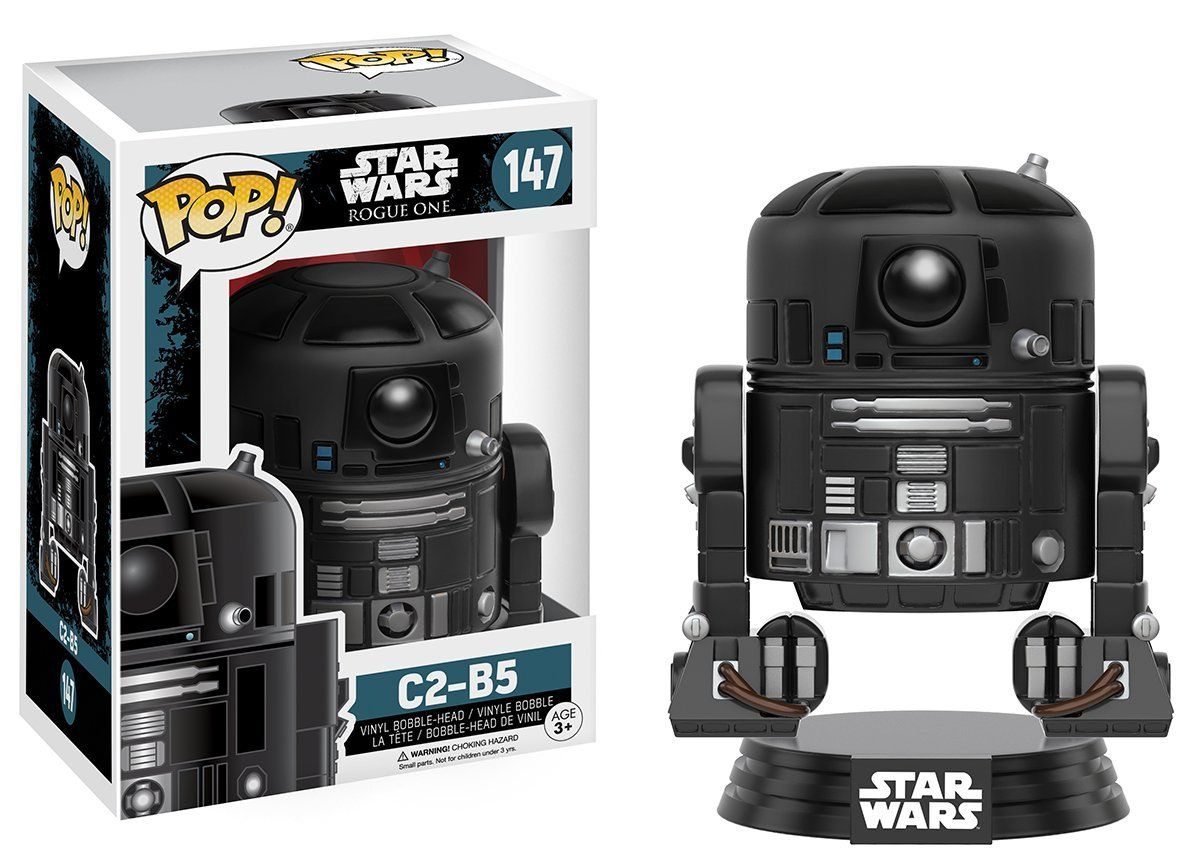 Funko POP - Star Wars - C2-B5