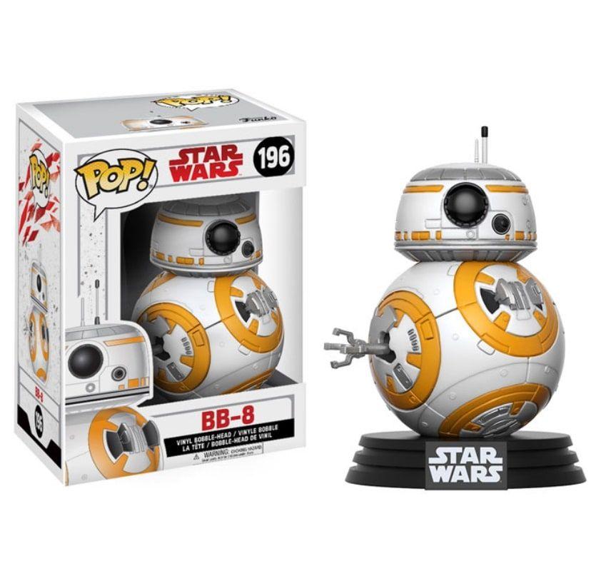 Funko POP - Star Wars Ep8 - BB8