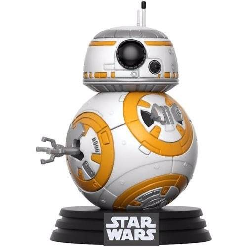 Funko POP - Star Wars Ep8 - BB8
