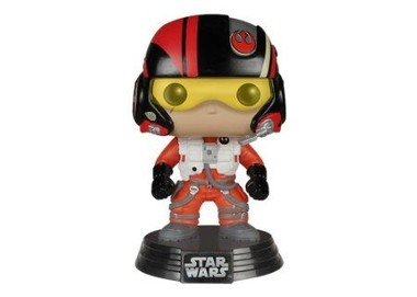 Funko POP - Star Wars O Despertar Da Força - Poe Dameron