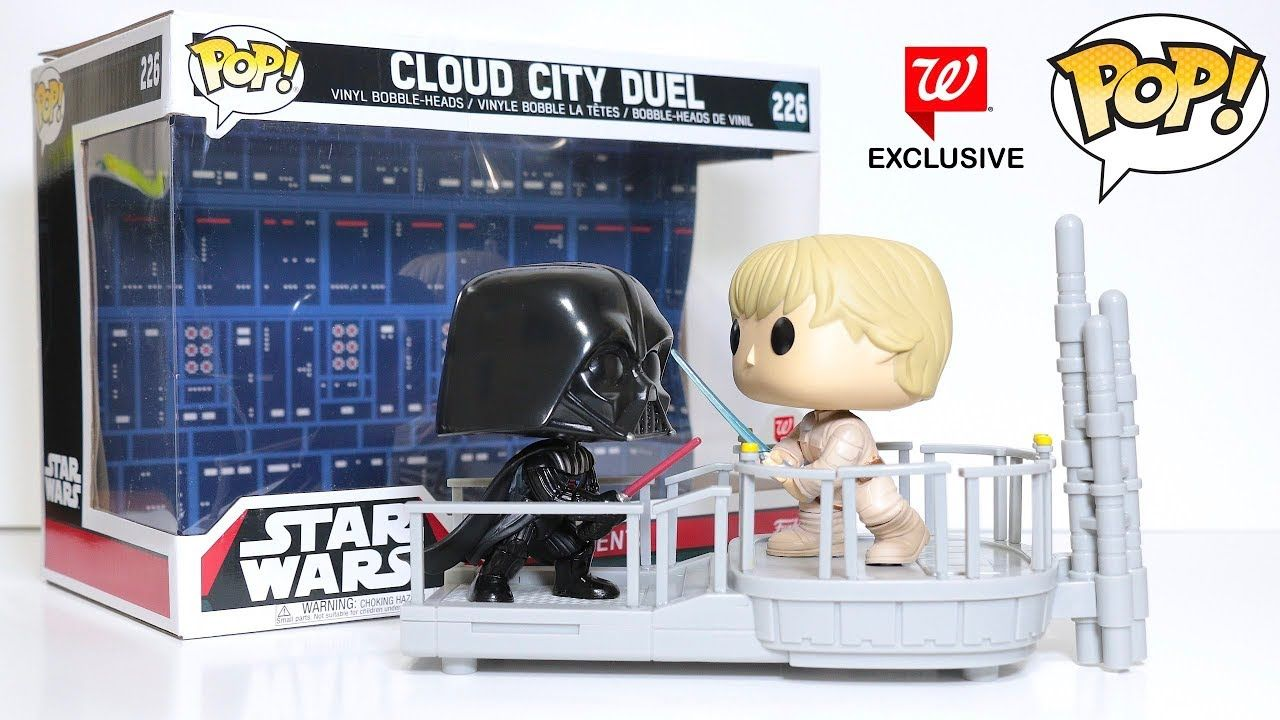 Funko POP - Star Wrs - Cloud City Duel
