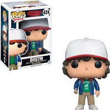 Funko Pop - Stranger Things - Dustin