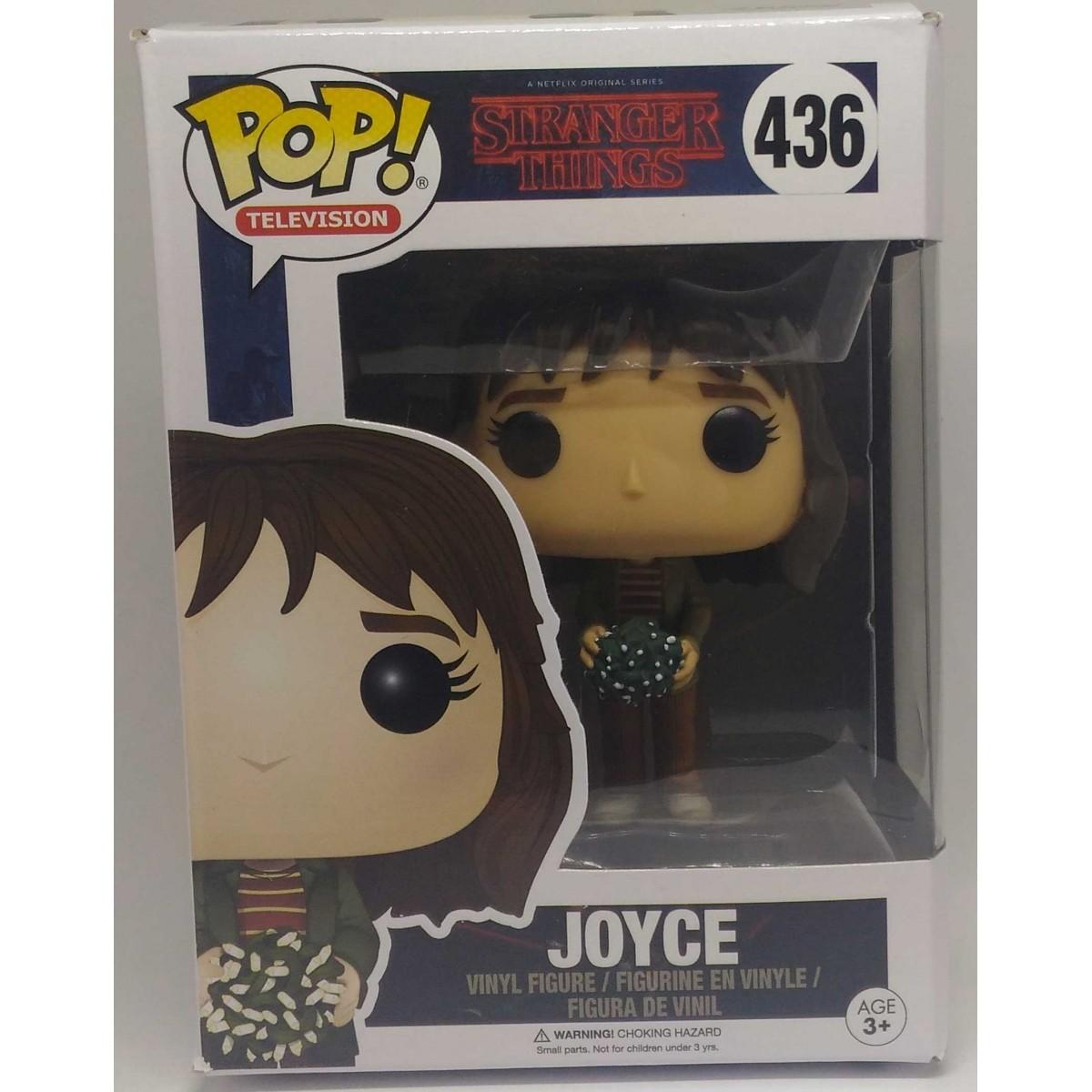 Funko Pop Stranger Things Joyce (Caixa Amassada)