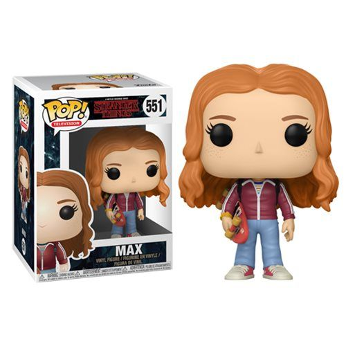 Funko POP - Stranger Things - Max