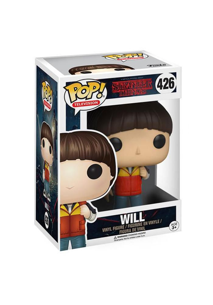 Funko Pop - Stranger Things - Will