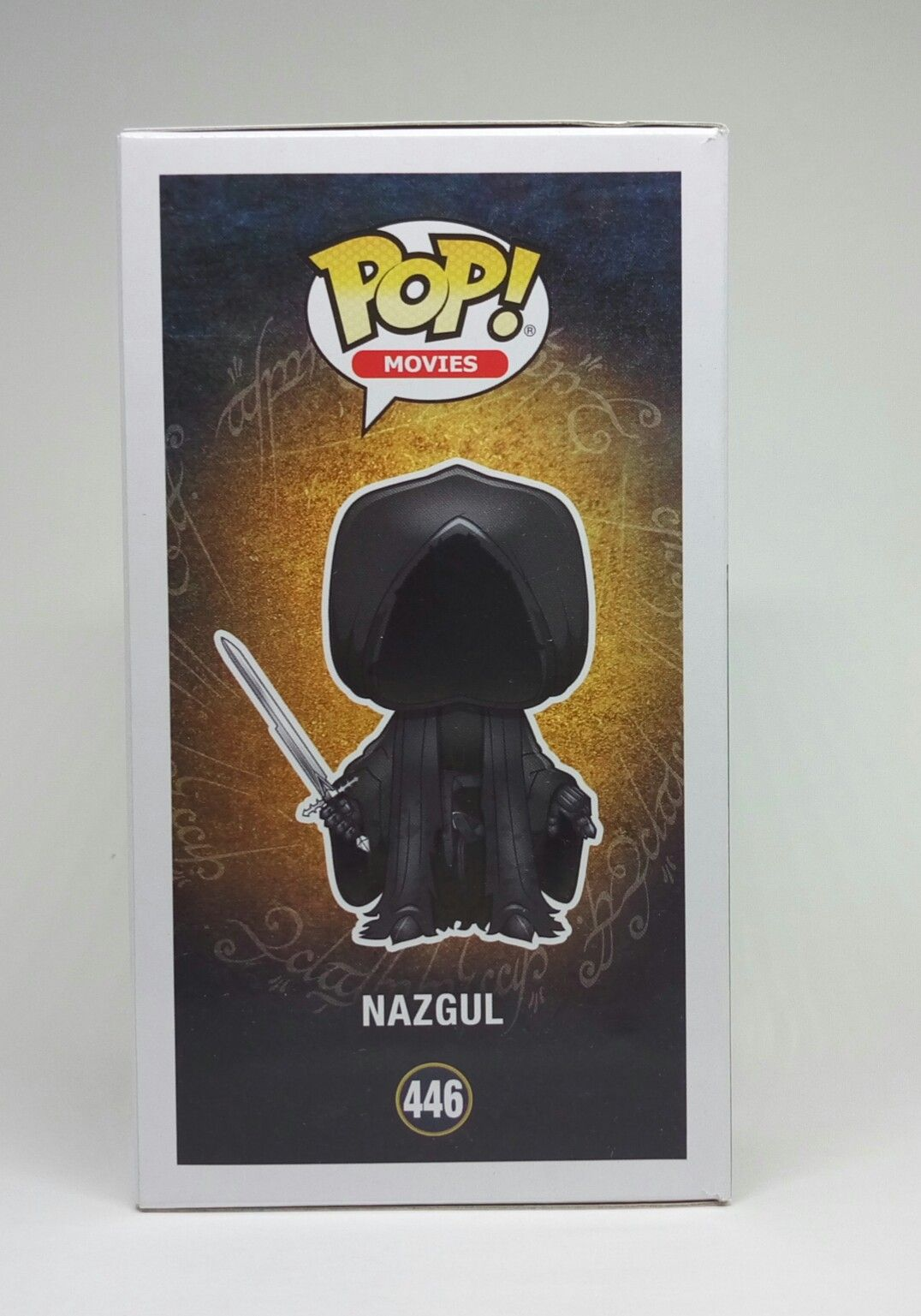 Funko POP The Lord of The Rings - Nazgul (Caixa Amassada)