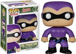 Funko POP The Phantom