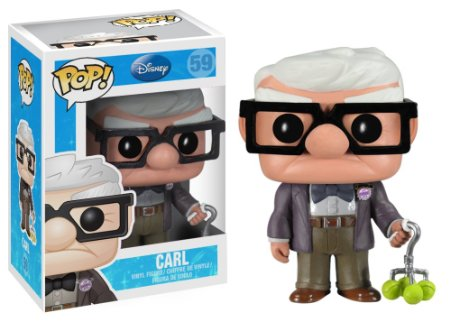 Funko POP - UP! Carl