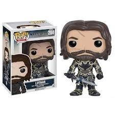 Funko POP Warcraft Lothar