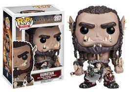Funko POP Warcraft Orgrim
