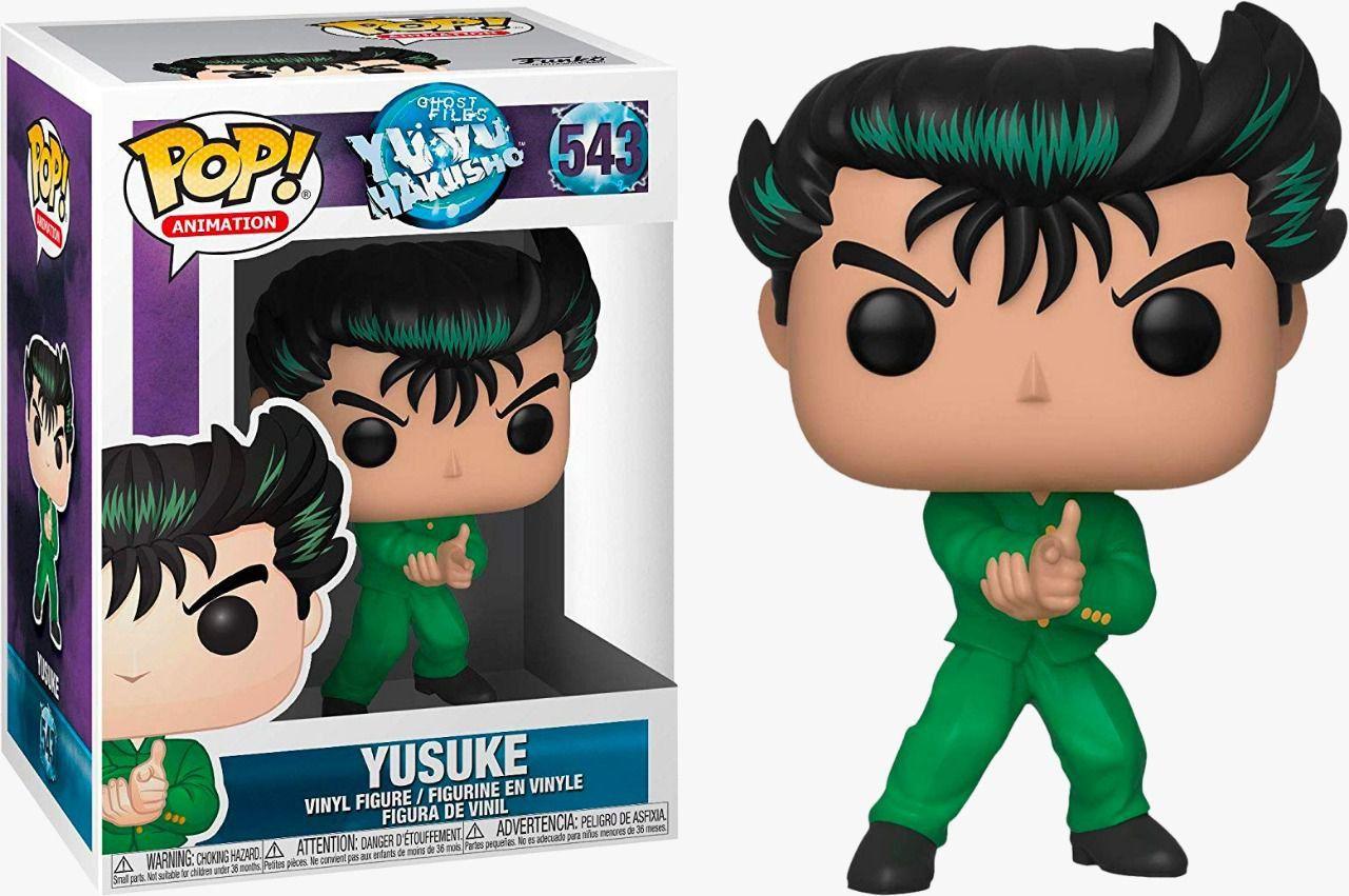 Funko Pop Yu Yu Hakusho - Yusuke #543