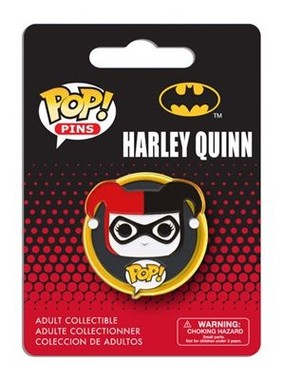 Harley Quinn Batman Funko POP! PIN