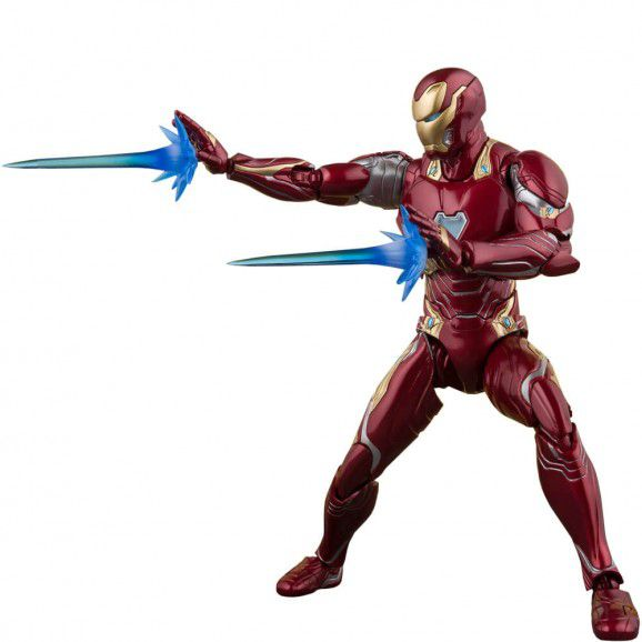 Infinity War Iron Man MK L and Tamashii Stage - S.H. Figuarts
