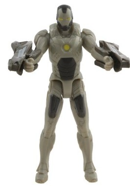 Iron Man 3 Avengers Initiative Ghost Armor