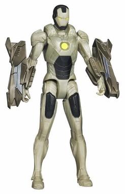 Iron Man 3 Avengers Initiative Ghost Armor
