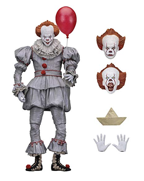 "IT Ultimate Pennywise 2017 ver. - 7"" Action Figure"
