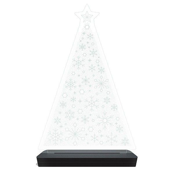 Luminária de LED Arvore de Natal