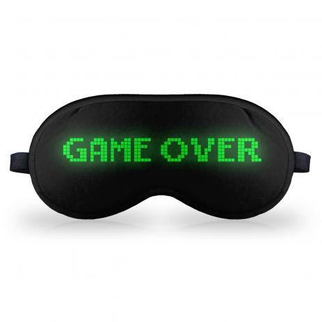 Mascara de Dormir em neoprene - Game Over