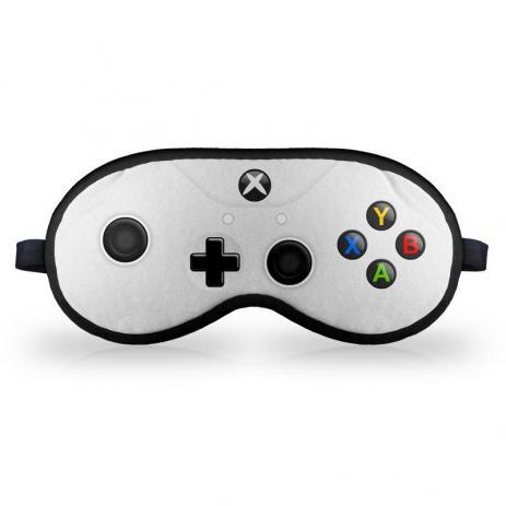 Mascara de Dormir em neoprene Gamer Joystick ABYX Caixista