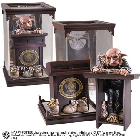 Noble Collection - Harry Potter - GRINGOTTS GOBLIN