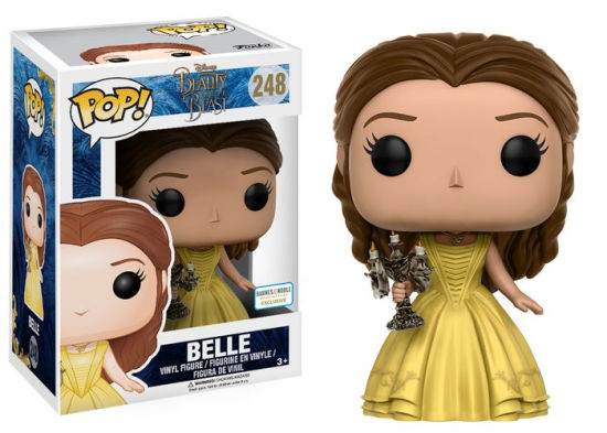 POP Disney: Beauty & The Beast - Belle Candlestick