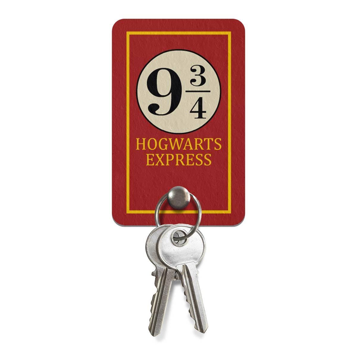 Porta Chaves Ecológico Hogwarts Express