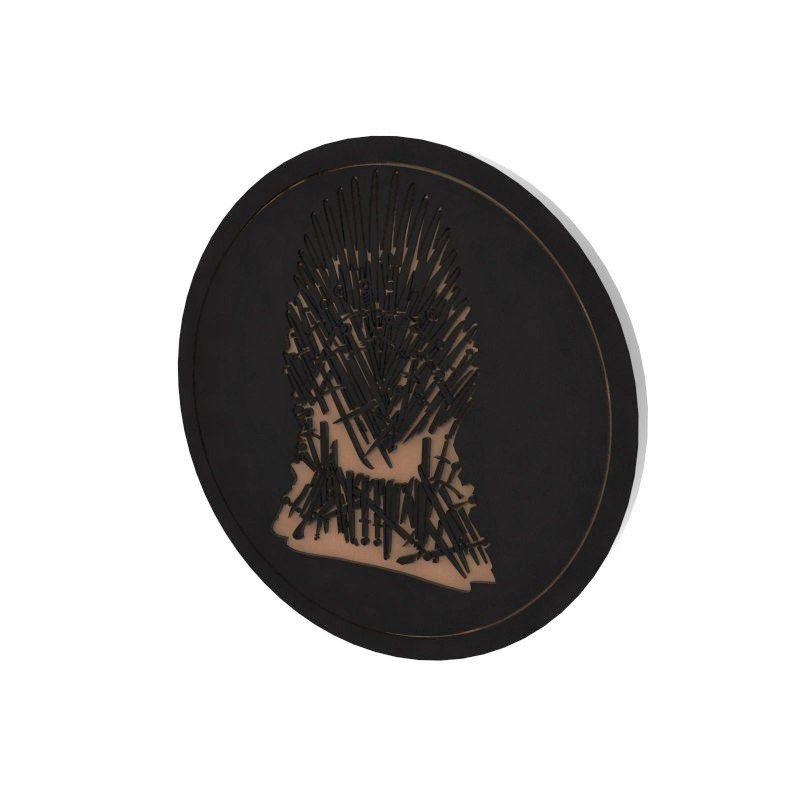 Porta Copos Game Of Throne - 6 Peças