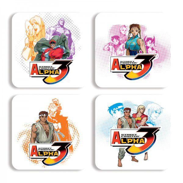Porta Copos Personagens B Alpha 3