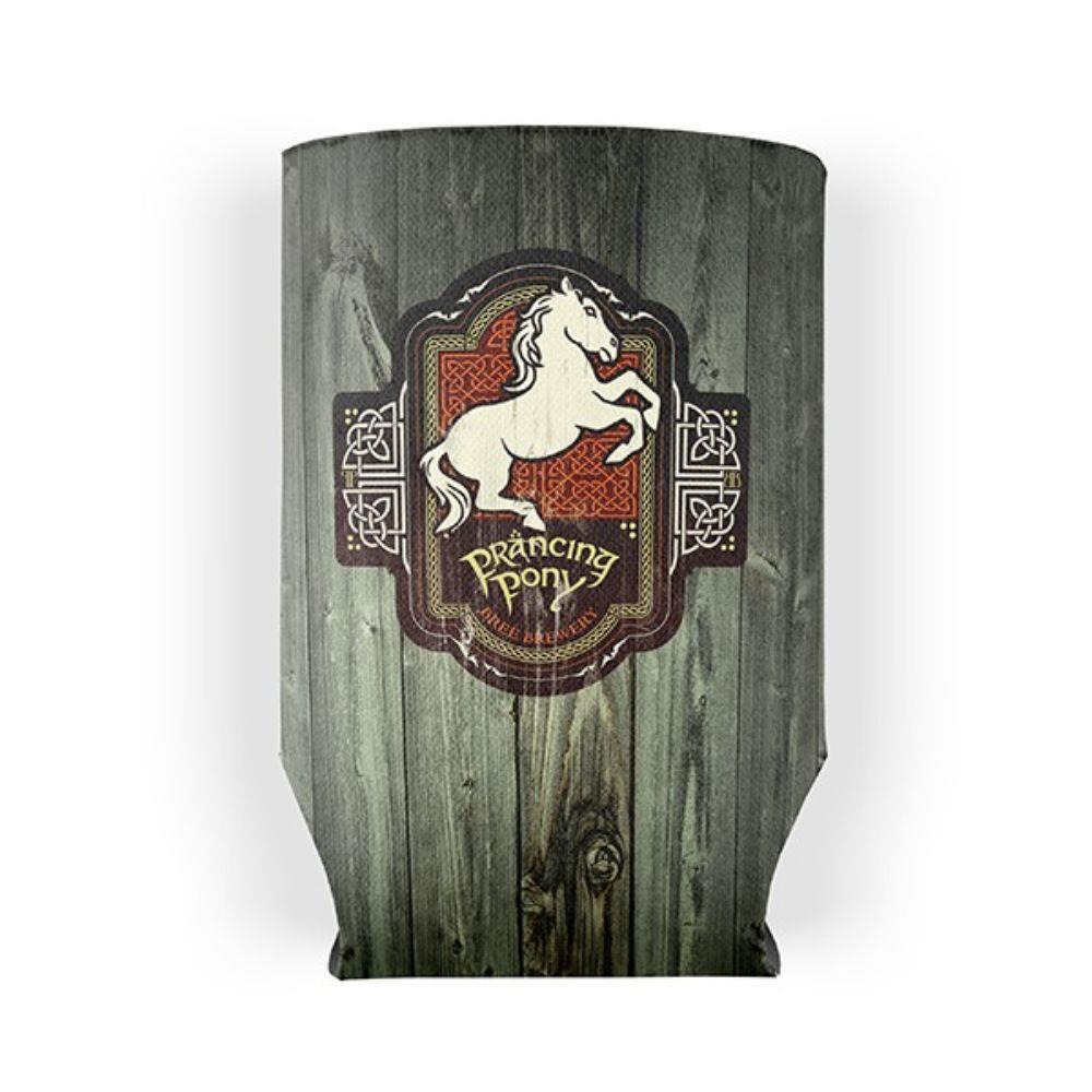 Porta Lata Prancing Pony