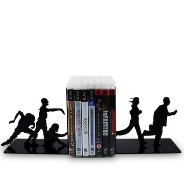 Porta Livros Zumbi