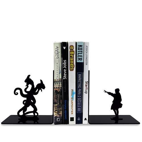 Porta Livros - Stranger - Eleven